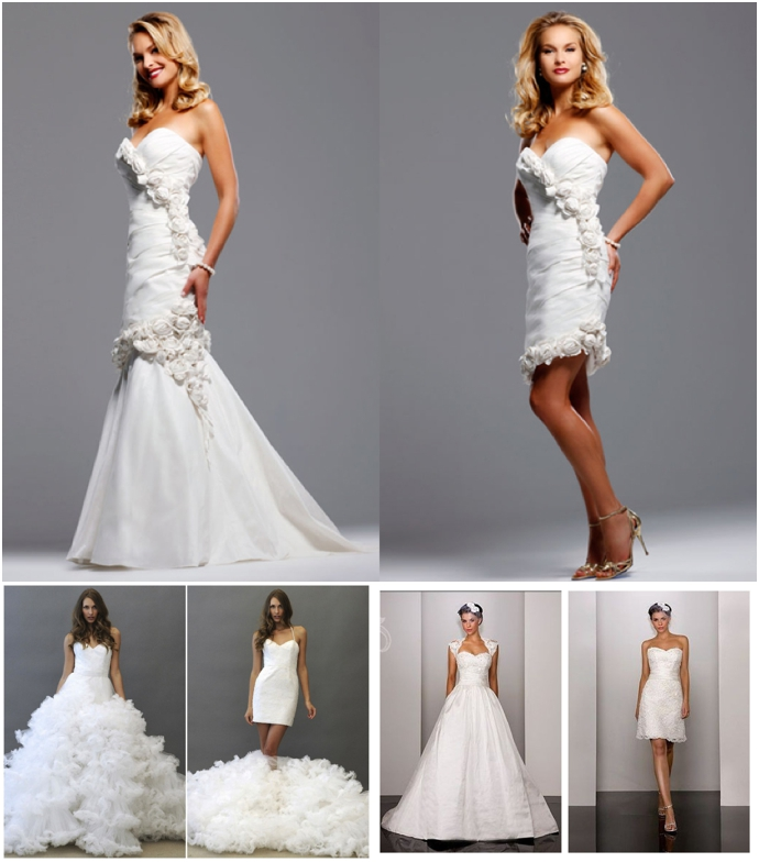 Finding the wedding gown of your dreams and all that for Dress for after the wedding