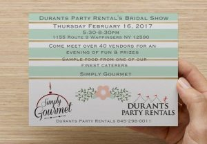 2017 Wedding Show Thayer Hotel | Hudson Valley Weddings