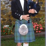 Bagpiper Richmond Johnston | Hudson Valley Weddings