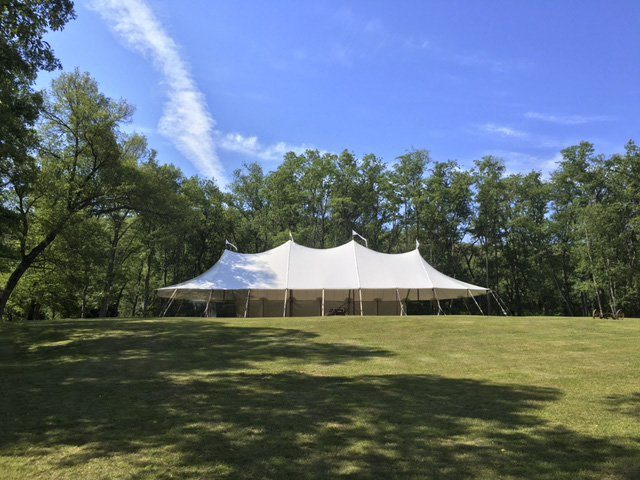 How to Choose a Tent for Your Event | Hudson Valley Weddings